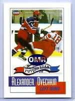 "ALEX OVECHKIN 2004 ""1ST EVER PRINTED"" LIMITED EDITION ""1 OF 250"" ROOKIE CARD!"