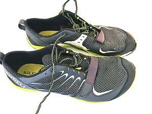 Merrell Performance Barefoot Trail Running Shoes - carbon size UK 11 EU 46