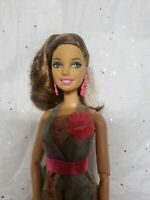 Fashionistas Teresa Barbie Doll Articulated Jointed 1St Wave Brunette