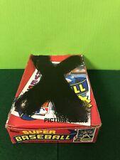 1984 Topps Super Unopened Wax Box! 36 Packs - RIPKEN-RYAN-BOGGS-STRAWBERRY More