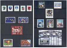 Latvia - Year Set 2004 MNH**