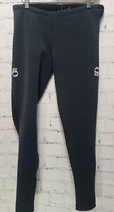 Pearl Izumi am FIB Cycling Thermal Softshell Pants Men's Size L Black EUC A59