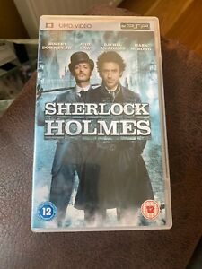 Sherlock Holmes [UMD], Good DVD, Mark Strong,Kelly Reilly,Rachel McAdams,Jude La