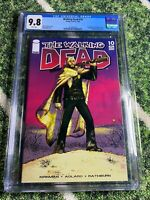 The Walking Dead #10 CGC 9.8! First Appearance Hershel,Maggie,Billy!