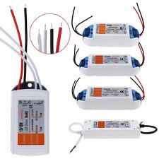 18W - 100W DC 12V LED Transfo Driver Alimentation Transformateur pour LED strip