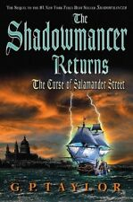B005Q6Mmvi The Shadowmancer Returns: The Curse of Salamander Street