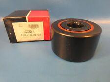 """McGill CCYRD4 Crowned Yoke Roller 4"""", Sealed, Heavy Duty Cam Yoke Roller"""