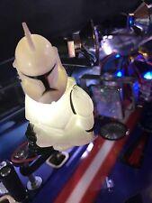 Star Wars SW Pinball Machine STORM TROOPER LED Mod Stern