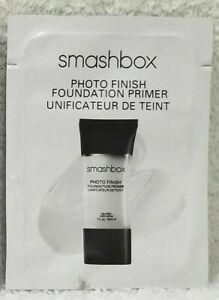 Smashbox Photo Finish Foundation Primer 1.5ml Sample Sachet Oil-Free NEW SEALED