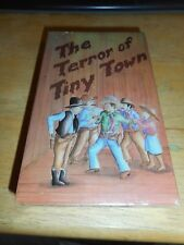THE TERROR OF TINY TOWN - BRAND NEW & SEALED BETA TAPE