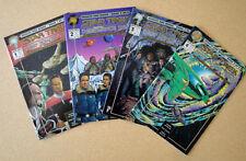 Star Trek Deep Space Nine Set 4 Hearts and Minds Series Comic Books MINT