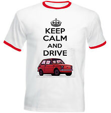 POLISH MALUCH RED INSPIRED KEEP CALM - NEW COTTON TSHIRT - ALL SIZES IN STOCK
