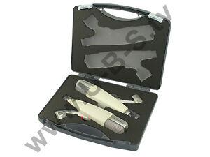 VOX-O-RAMA Mikrofonkoffer, leicht, für 2 Sennheiser MD421 NEU