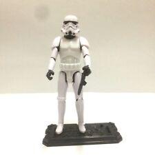"Star War BANDAI CONVERGE 3.75"" STORMTROOPER Trooper hasbro Figure w/ guns Toy"