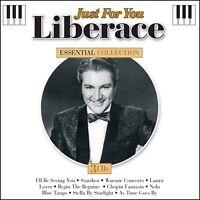 LIBERACE * 65 Greatest Hits * NEW 3-CD Box Set * All Original Songs * NEW