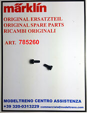 MARKLIN   78526 785260  VITE (2pz) -   SCHRAUBE-ZYL (2 St.)  M3 x 6mm