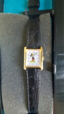 Vintage Bradley Time Mickey Mouse Watch NIB