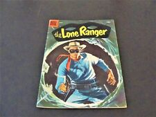 The Lone Ranger-Vol.1 #93 Dell, March, 1956 -10 CENT Silver Age -Comic Book.