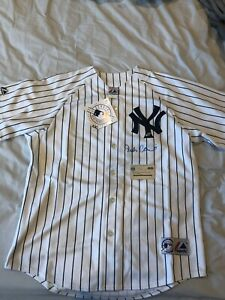 Robinson Cano Autographed/Signed Jersey Steiner COA New York Yankees
