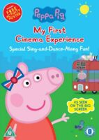 Neuf Peppa Pig - My First Cinéma Experience DVD