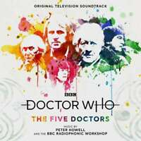 Howell Peter & Die BBC Radioph - Doctor Who - Die Fünf Doctors Neue CD