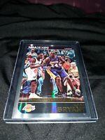 2014-15 PANINI NBA HOOPS KOBE BRYANT ARTIST PROOF 49/99 LOS ANGELES LAKERS SSP