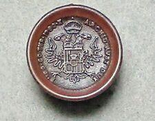 Ww I Period Austrian Button Found in New Kent County, Virginia, in 1978