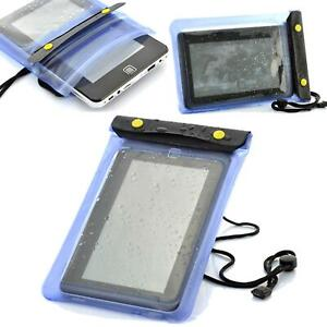 7 Inch Tablet Waterproof Case Pouch Bag Sleeve Android Kindle