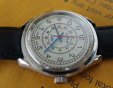 Stunning Men FORTIS Military Winding Watch, Famous Aviator's Watch Brand, SWISS