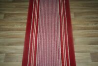 Stairs / Hall Carpet Runner Any Size x 60cm 2 Colours Stripe Runner Stairs Hall