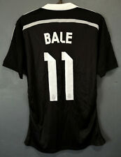 YAMAMOTO PLAYER ISSUE FC REAL MADRID 2014/15 BALE SOCCER FOOTBALL SHIRT SIZE M