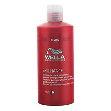 Wella Fragrances Brilliance Thick Hair 500ml