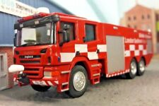 Scania DC13 Angloco Airport Stobart Crash Rescue Fire Engine Model 1:76 OO/00