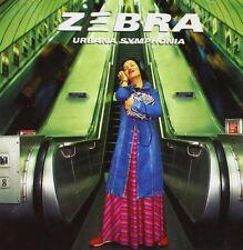 Zebra - Urbana Symphonia DIGIPAK / CD 2003