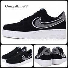 Homme Nike Air Force 1 07 LV8 Daim Sable Jaune Marron 823511