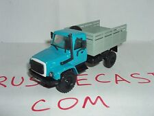 GAZ-3308 Soviet Retro 4x4 truck 1:43 scale model. RARE!!! SALE!!!!