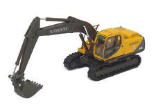 Volvo EC210 Track Excavator 1:87 Scale Diecast Model Cararama 810-004