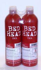 2 TiGI Bed Head Urban Anti-dotes Shampoo & Conditioner Level 3 BRITTLE HAIR THAT