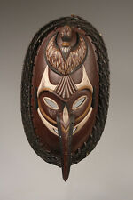 angoram mask, sepik carving, tribal art, papua new guinea