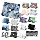 Hard Rubberized Marble Painting Case For Macbook Pro Air 11 13