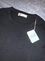 Brunello Cucinelli Mens 100% Cashmere Sweater Size 54/XL  $1850