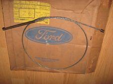 NOS Ford Parking Brake Front Cable D8BZ-2A815-A 1978-83 Fairmont 1981-86 Cougar