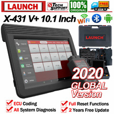 LAUNCH X431 V+ V PRO 3 Car OBD2 Scanner Bidirectional Diagnostic Tool Key Coding
