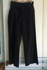 Pantalon large lin/viscose **New Look** 40 - tbe
