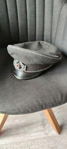 Deutsches Rotes Kreuz, Schirmmütze 2. Weltkrieg. Selten zu finden. DRK. Wk2