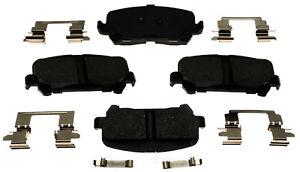 Disc Brake Pad Set fits 2015-2017 GMC Canyon  ACDELCO PROFESSIONAL BRAKES