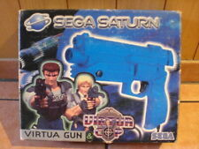 SEGA SATURN  Virtua Gun     Virtua Cop