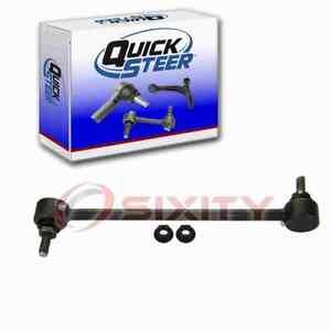 QuickSteer Front Suspension Stabilizer Bar Link for 2011-2019 Mitsubishi qs