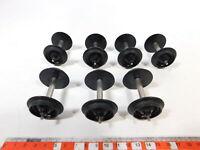 CA692-0,5# 7x LGB ? Spur G/IIm Radsatz/ Achsen, NEUW, Kunststoff/ Metall