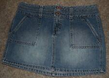 Women's Hydraulic Size 5/6 Jean Skirt